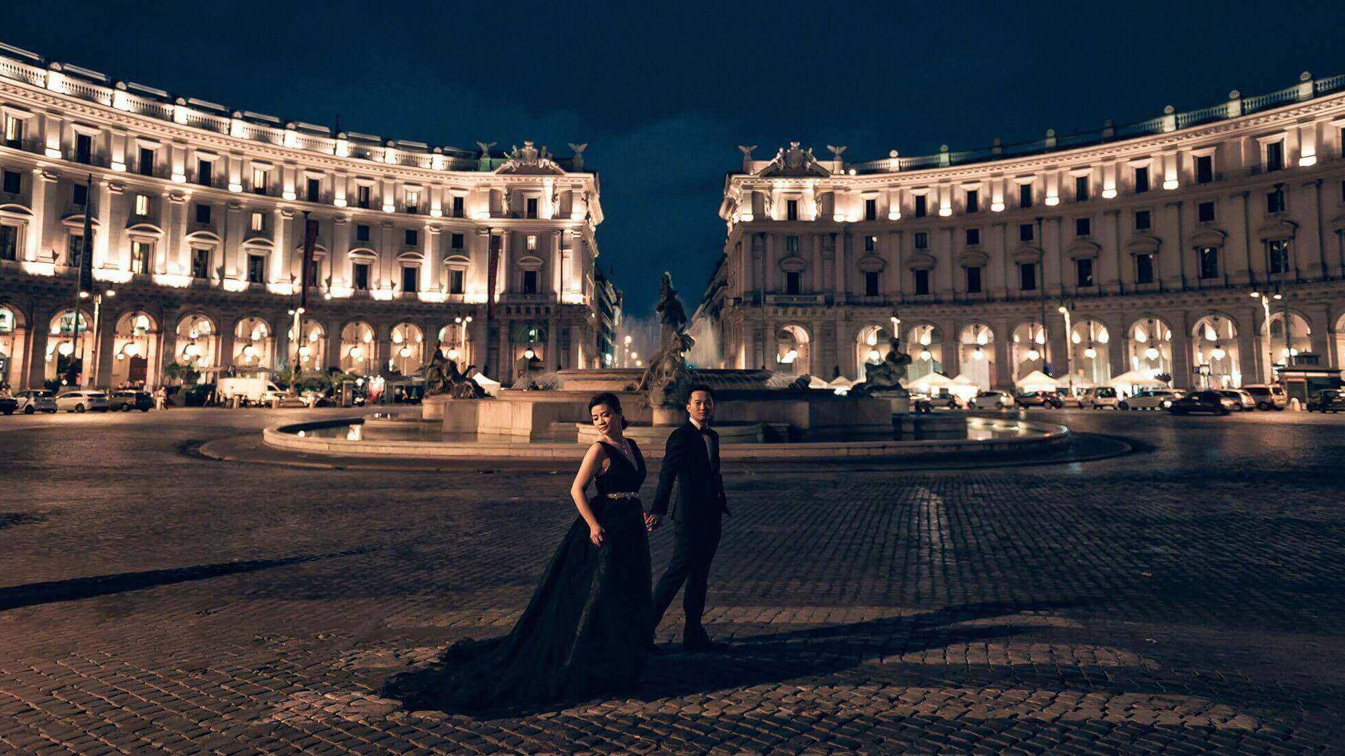 遨遊世界 | 海外婚紗