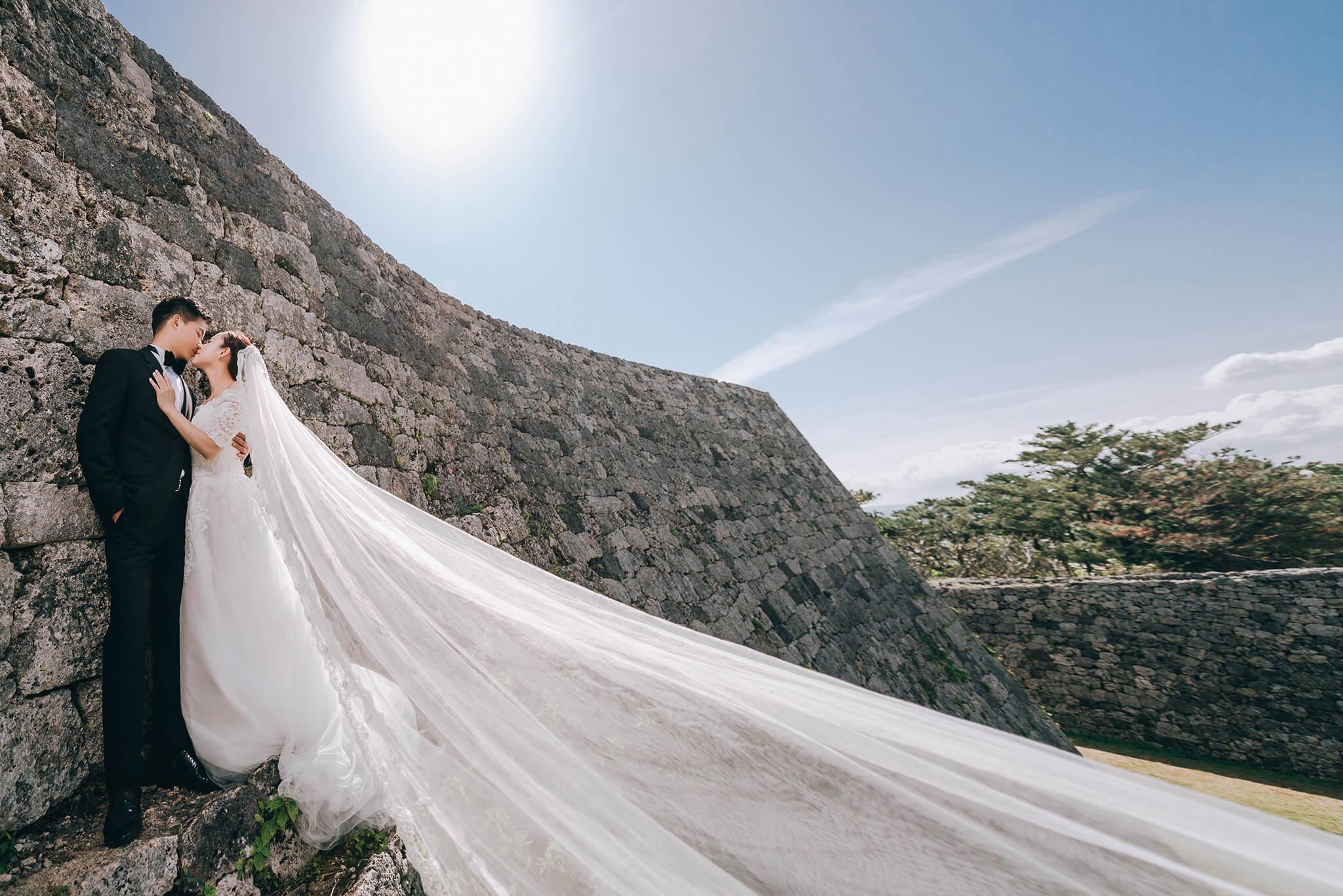 海外婚紗 | 沖繩 Okinawa