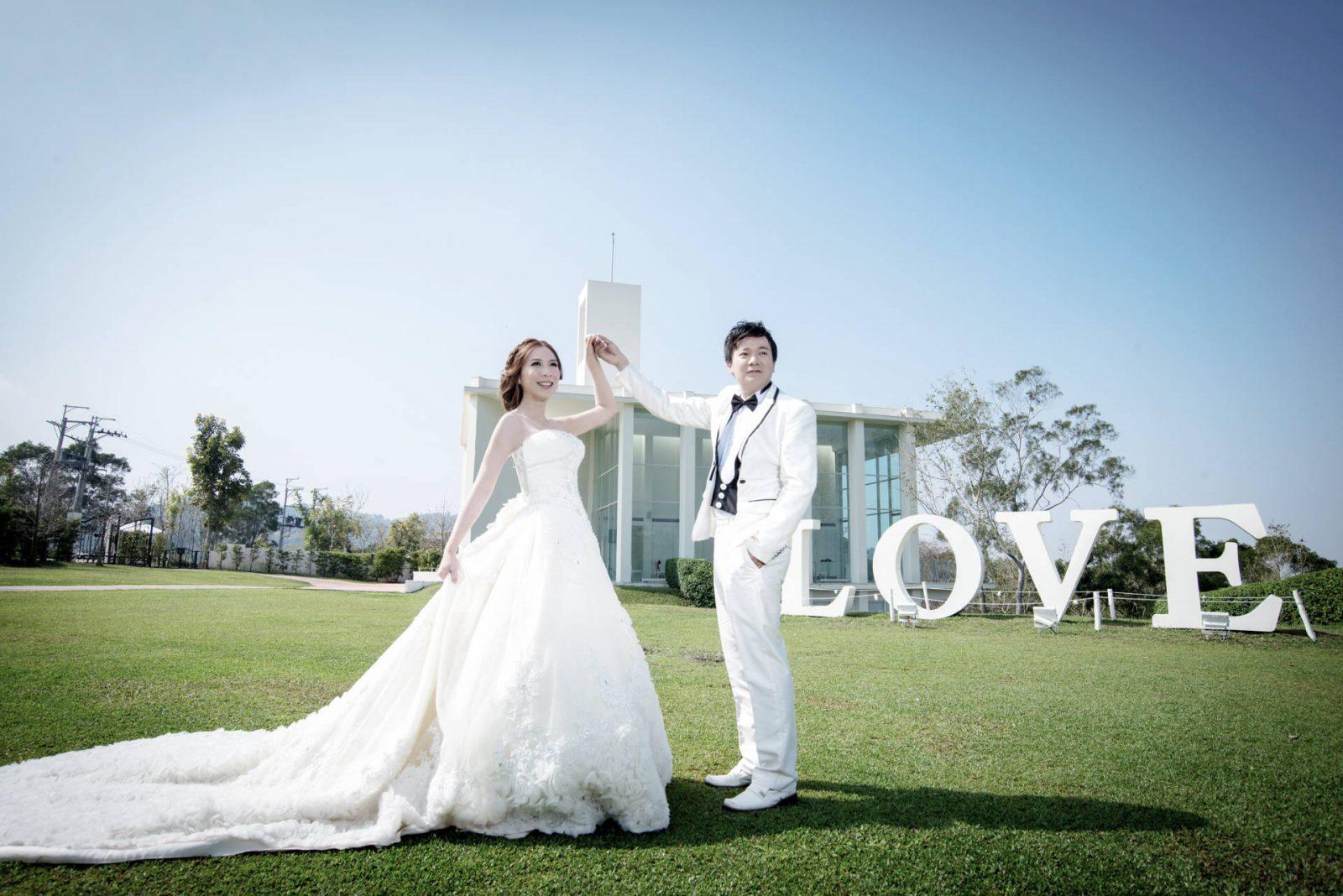 心之芳庭|2014/02/15|戶外婚禮