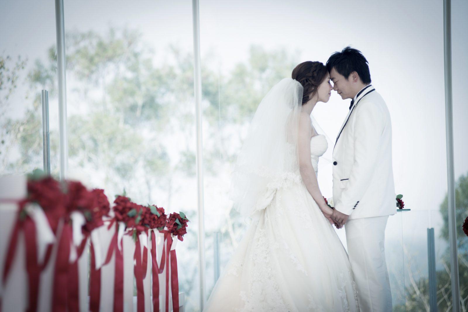 自助婚紗|心之方庭|戶外婚禮