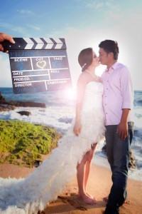 自助婚紗 墾丁婚禮 海邊婚禮