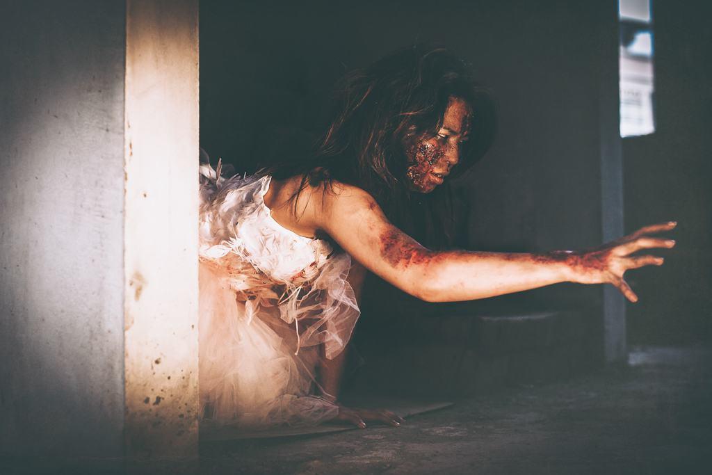 特效妝|喪屍婚紗|自助婚紗