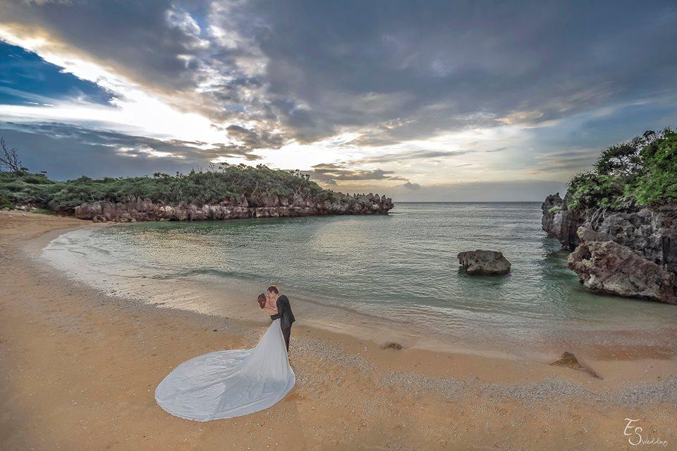 沖繩<搶鮮版>|海外婚紗|新秘橘子