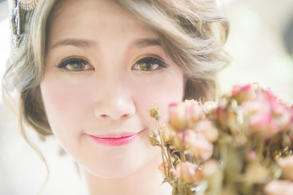清透底妝|如何告訴新秘喜歡的韓風妝髮