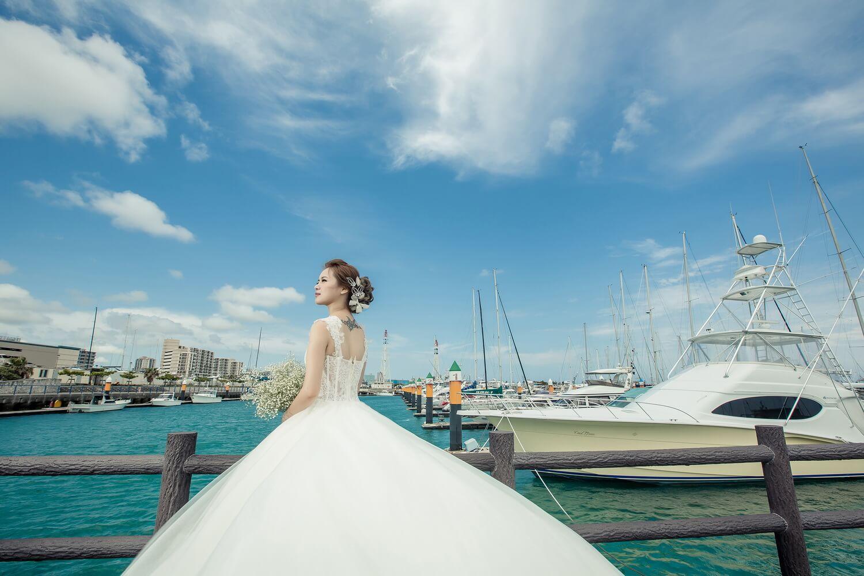 沖繩自助婚紗|海外婚紗要注意什麼?