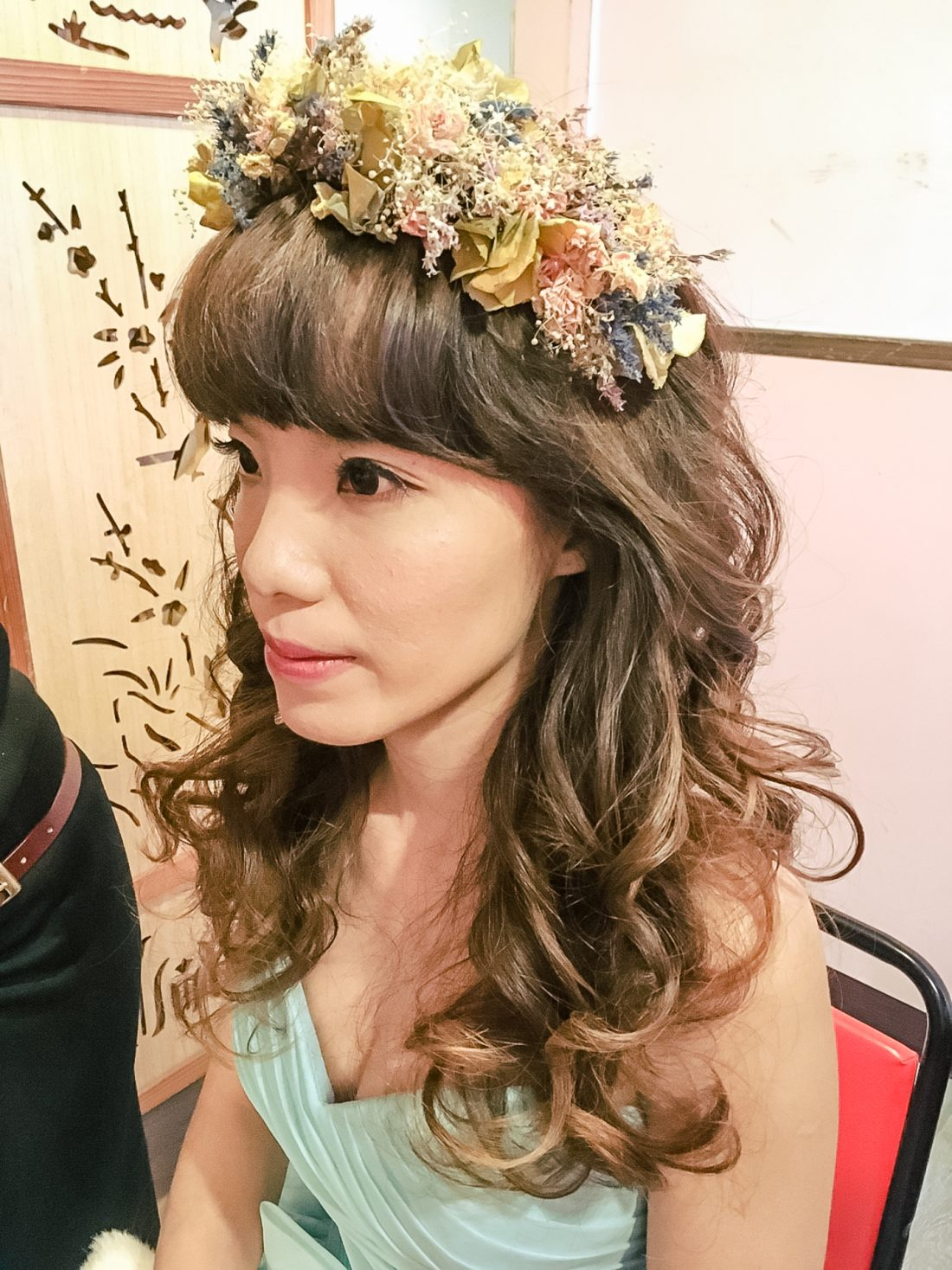 ju攝彩橘 新娘秘書