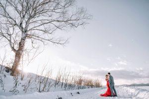海外婚紗  建均 & 妙齡   北海道婚紗